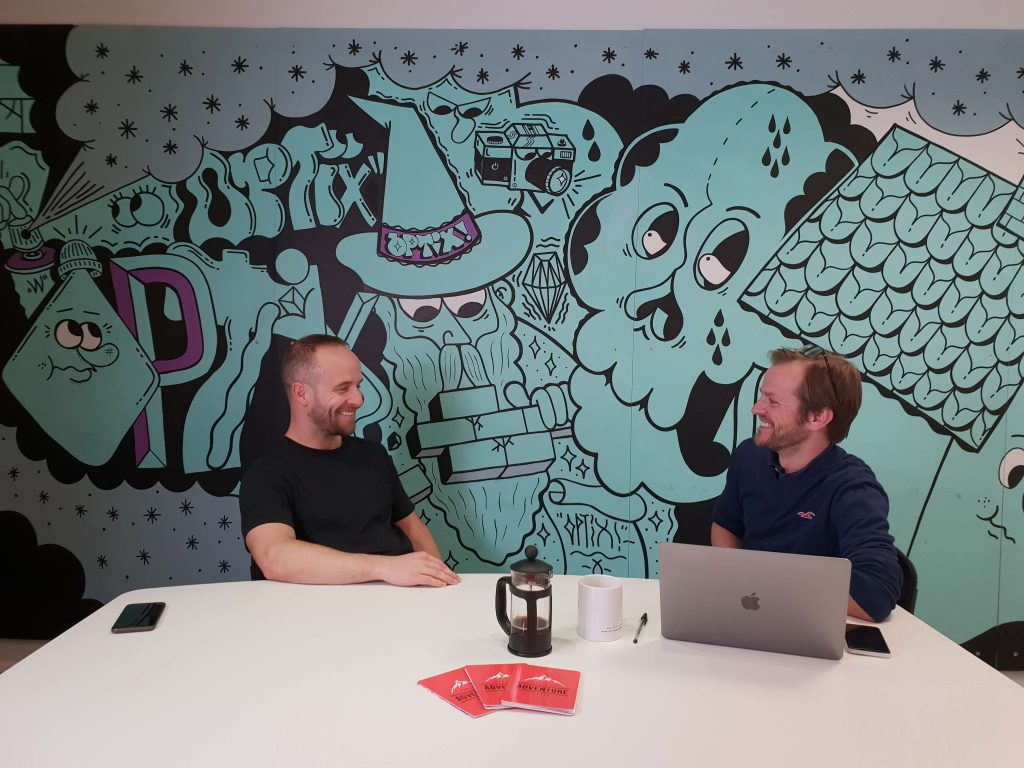 in conversation witch rich moore frontend developer