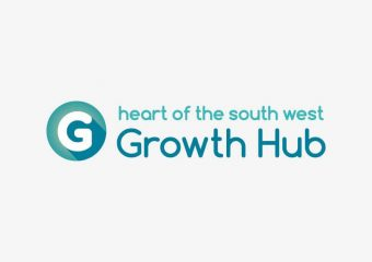 Heart of the South West Growth Hub logo